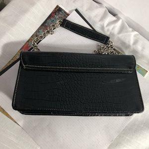 🦋 3/$15 Liz Claiborne black bag